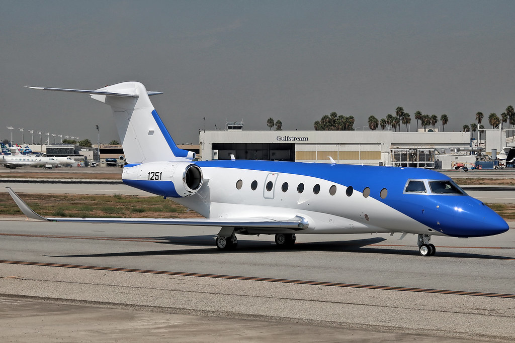 Philippine Air Force Gulfstream G280 (c/n 2199) 1251 ex N299GA