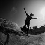 B&W skatepark
