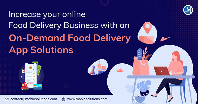 On-Demand Food Delivery Solutions