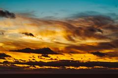 Sunset | Aerial