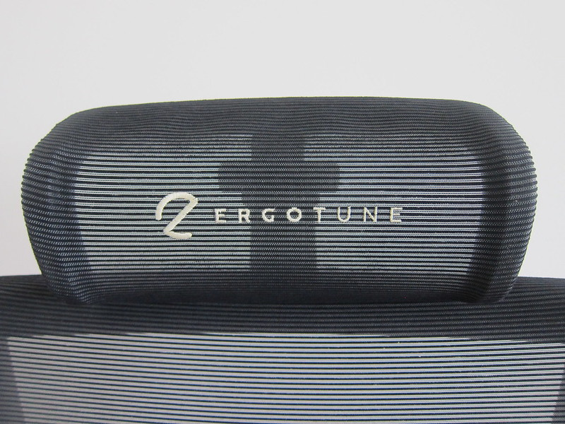 ErgoTune Supreme (2020) - Headrest Logo