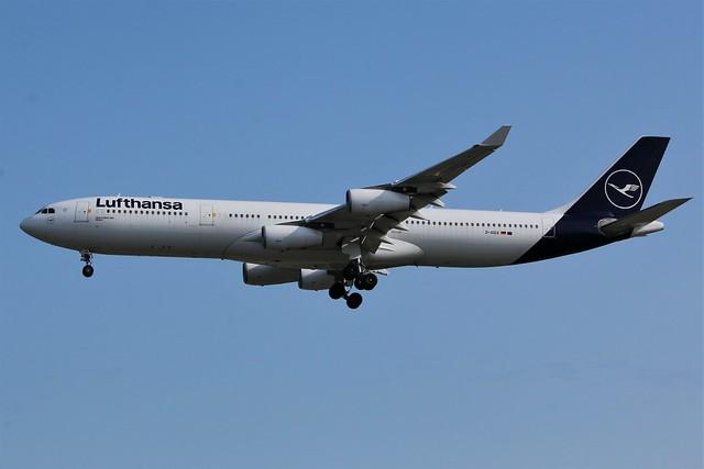 Lufthansa (Rhene) D-AIGX