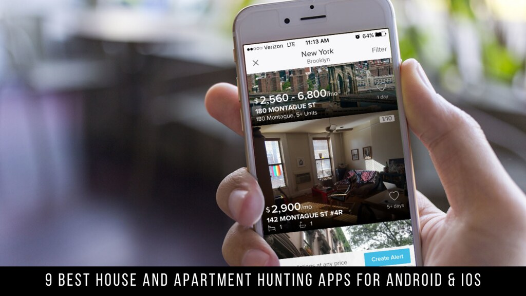 9 Best House and Apartment Hunting Apps For Android & iOS