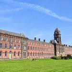 Old Sharoe Green Hospital in Preston