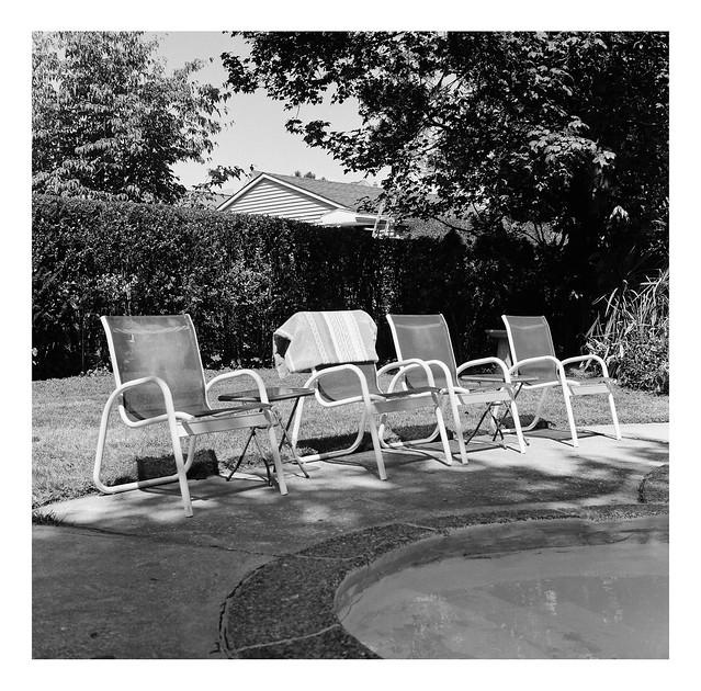 Pool Side Chairs
