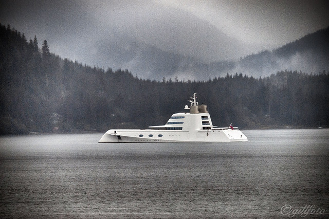 MY A superyacht