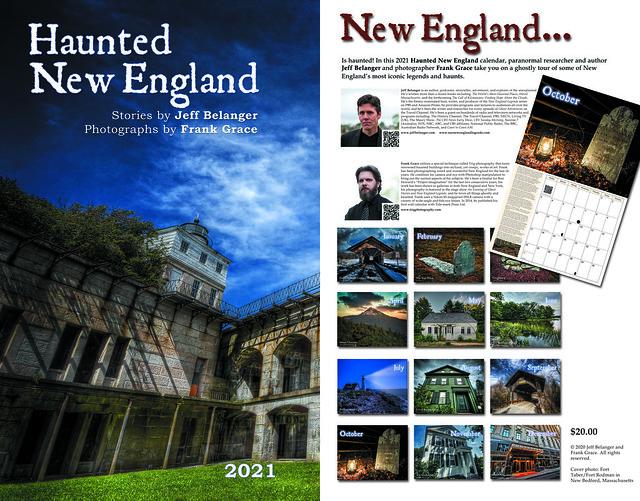 Haunted New England 2021