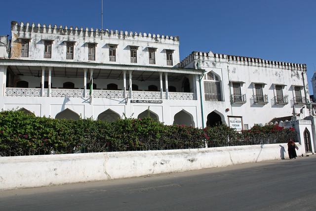 29. The Palace Museum (Sultan's Palace), Stone Town, Zanzibar, Tanzania