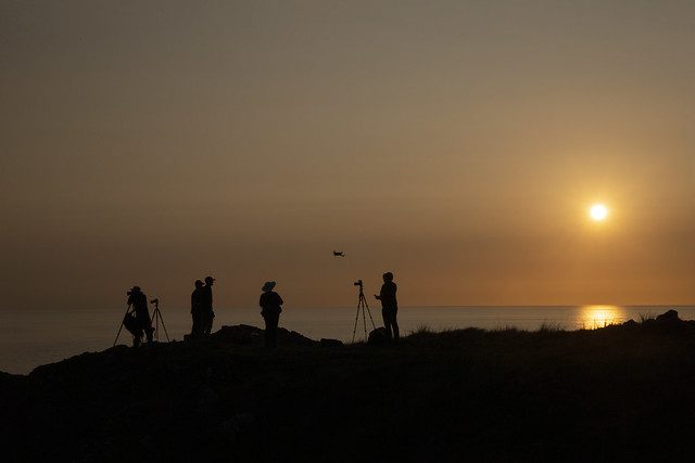 Photographers & Drone at Sunset #Explore 19th Sept 20