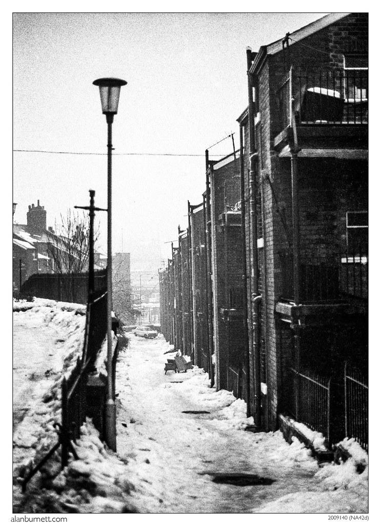 Townhead Street Flats, Sheffield