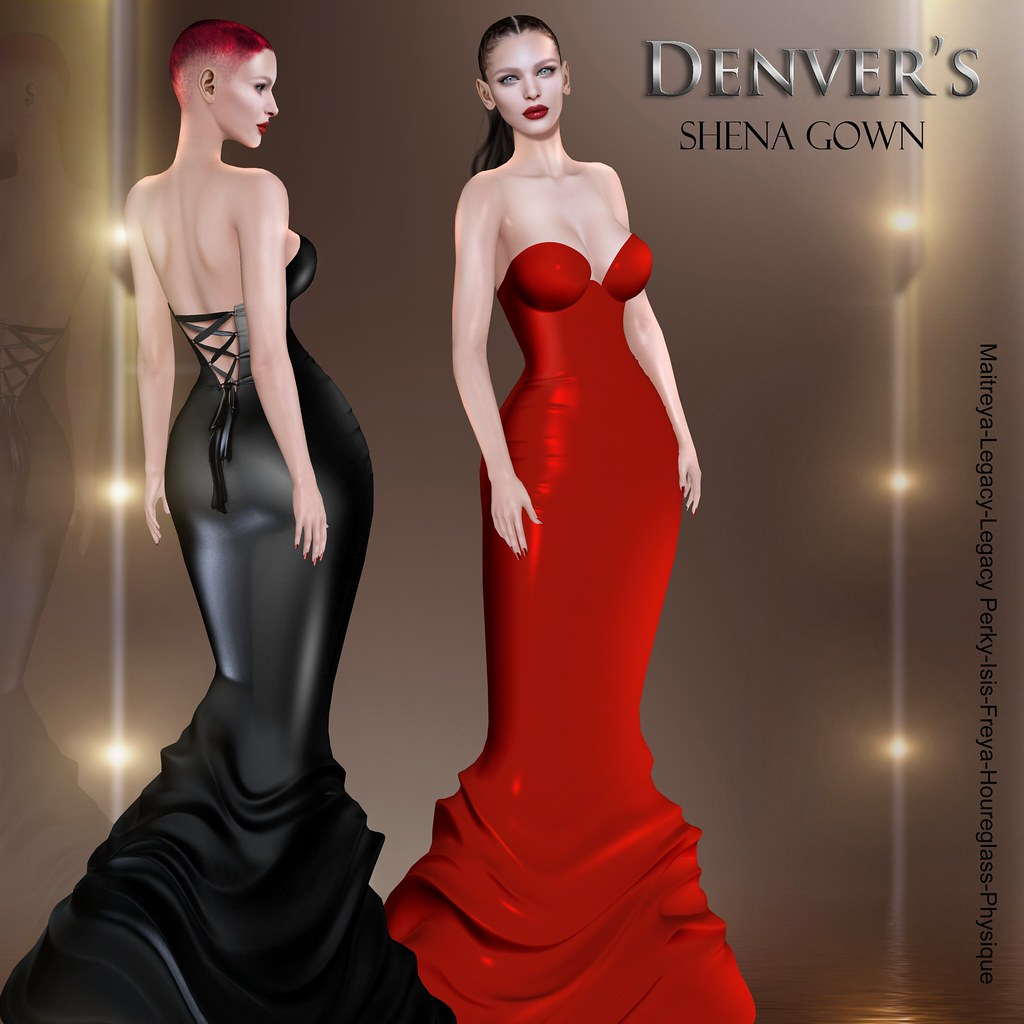 Denver's Shena Gown