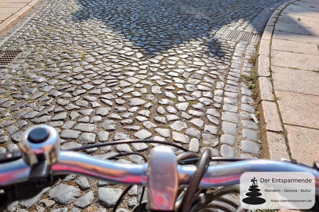 Radfahren auf Görlitzer Pflaster