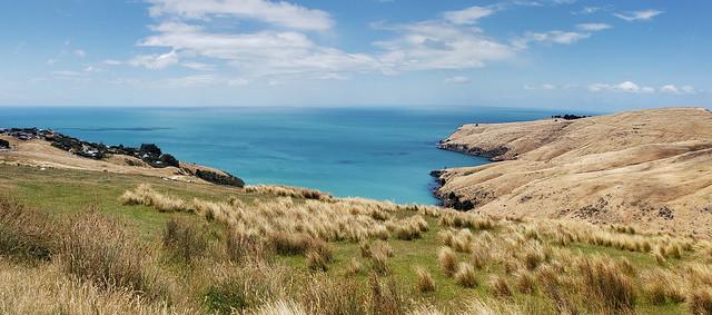 Banks Peninsula. NZ