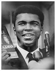 Muhammad Ali at Howard University: 1967
