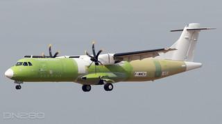 Fedex ATR 72-600F msn 1653 F-WWEX
