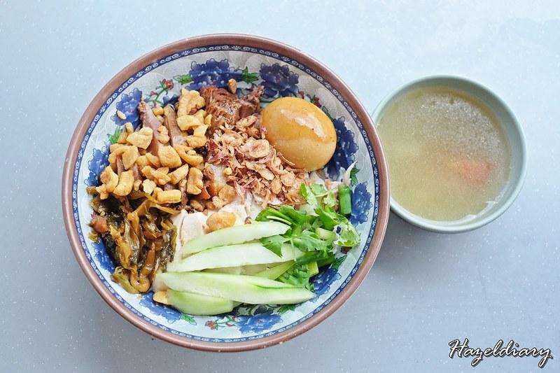 Pratunam Famous Chicken And Pork Leg Rice Geylang