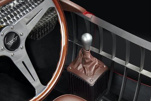 eClassic simulator Cockpit 2