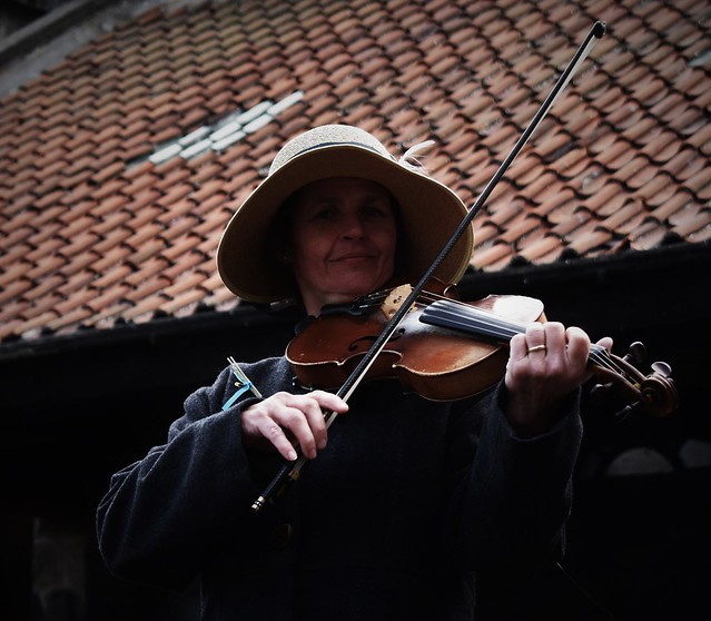 On The Fiddle