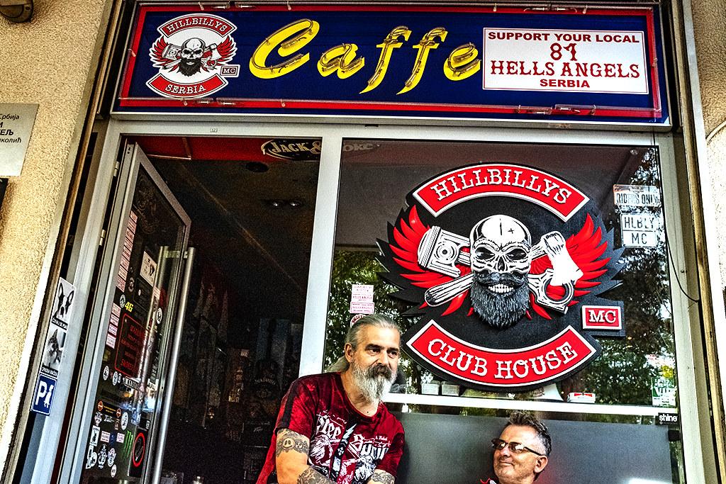 HILLBILLYS' MC Clubhouse on 9-16-20--Belgrade 5