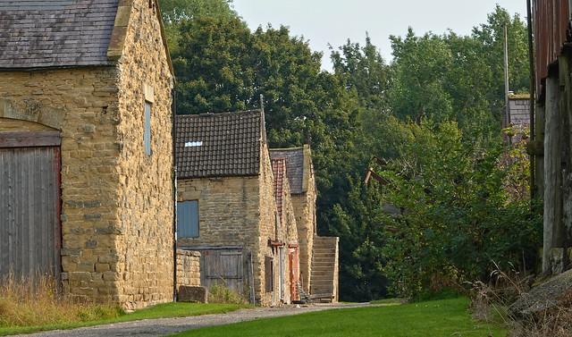 Old Barns, Castle Howard Estate