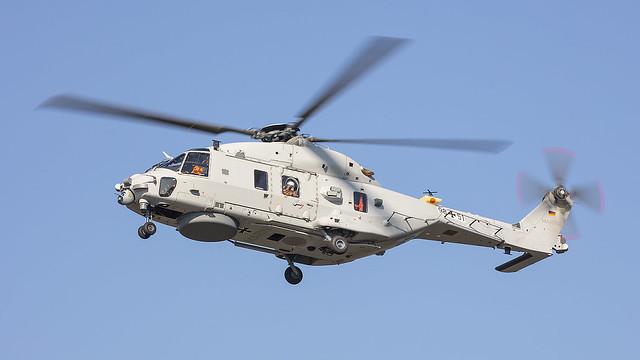 98+51,  NH Industries NH-90NTH Sea Lion  German Navy @ Donauwörth EDPR