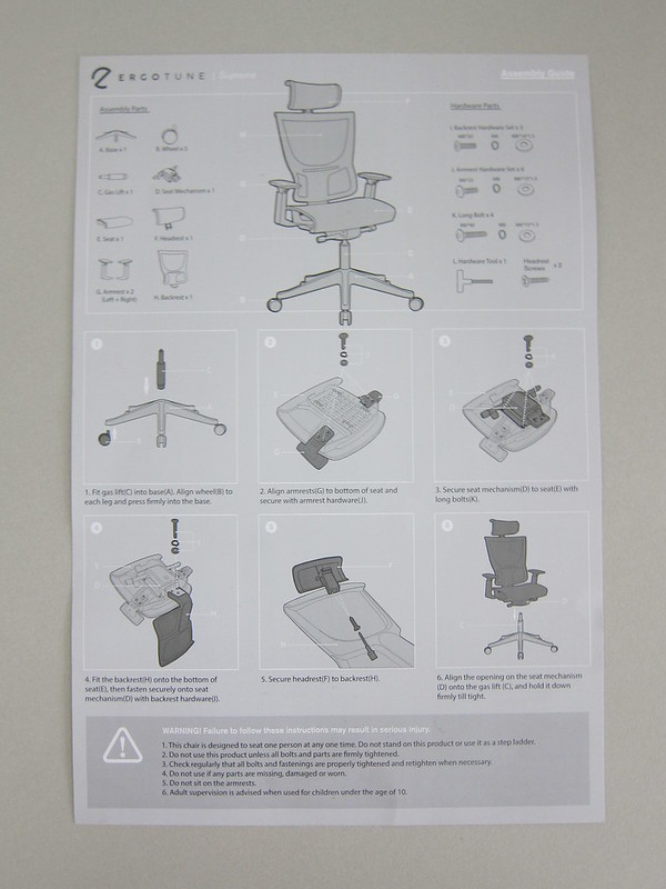 ErgoTune Supreme (2020) - Setup Instructions