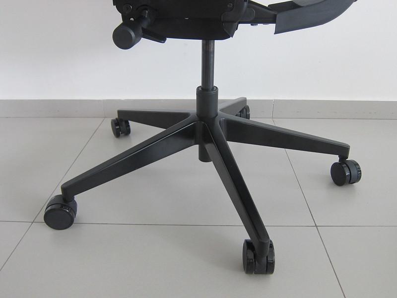 ErgoTune Supreme (2020) - Wheels