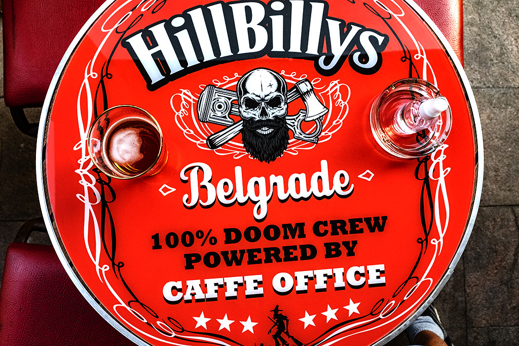 HILLBILLYS' MC Clubhouse on 9-16-20--Belgrade 6