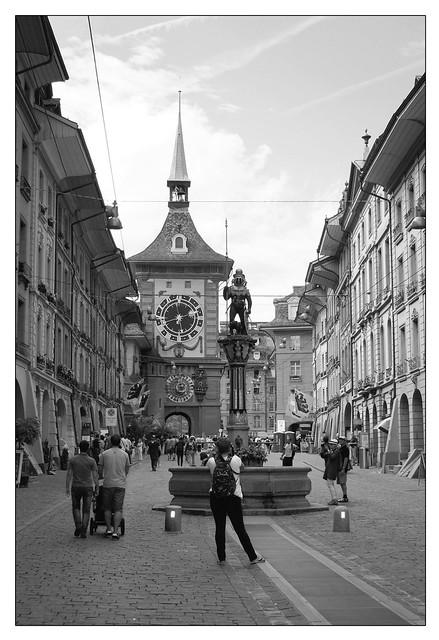 Fontaine de Zähringen - Berne