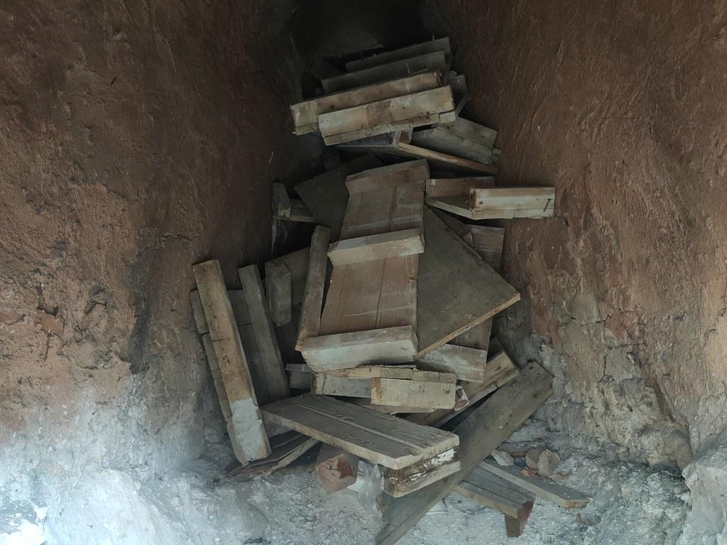 大樹木炭窯 (6)