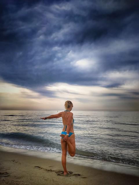 Playa de Gavá.