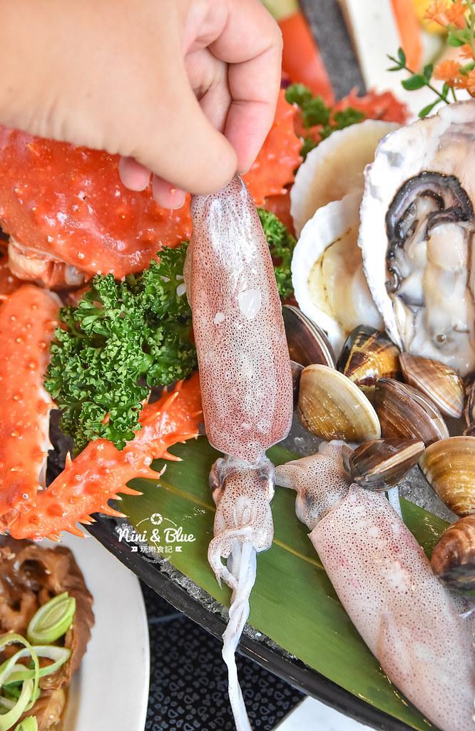 拉克薩 菜單 台中火鍋海鮮帝王蟹 新加坡叻沙20