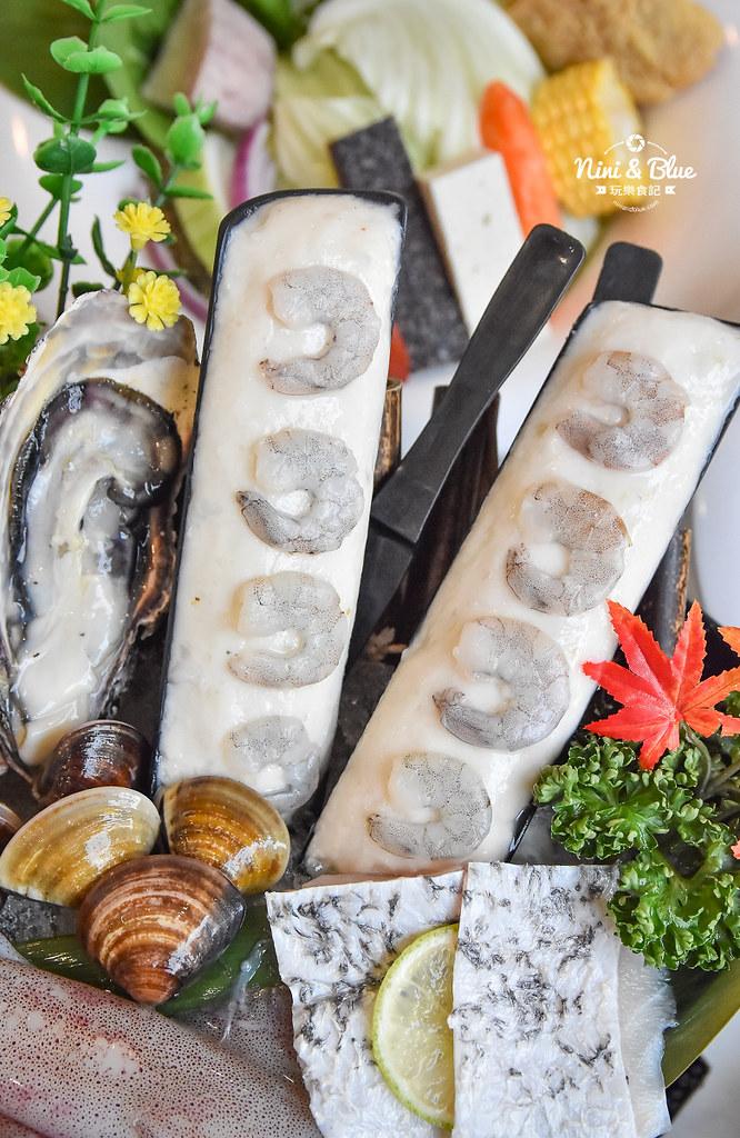 拉克薩 菜單 台中火鍋海鮮帝王蟹 新加坡叻沙18
