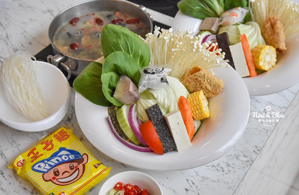 拉克薩 菜單 台中火鍋海鮮帝王蟹 新加坡叻沙14