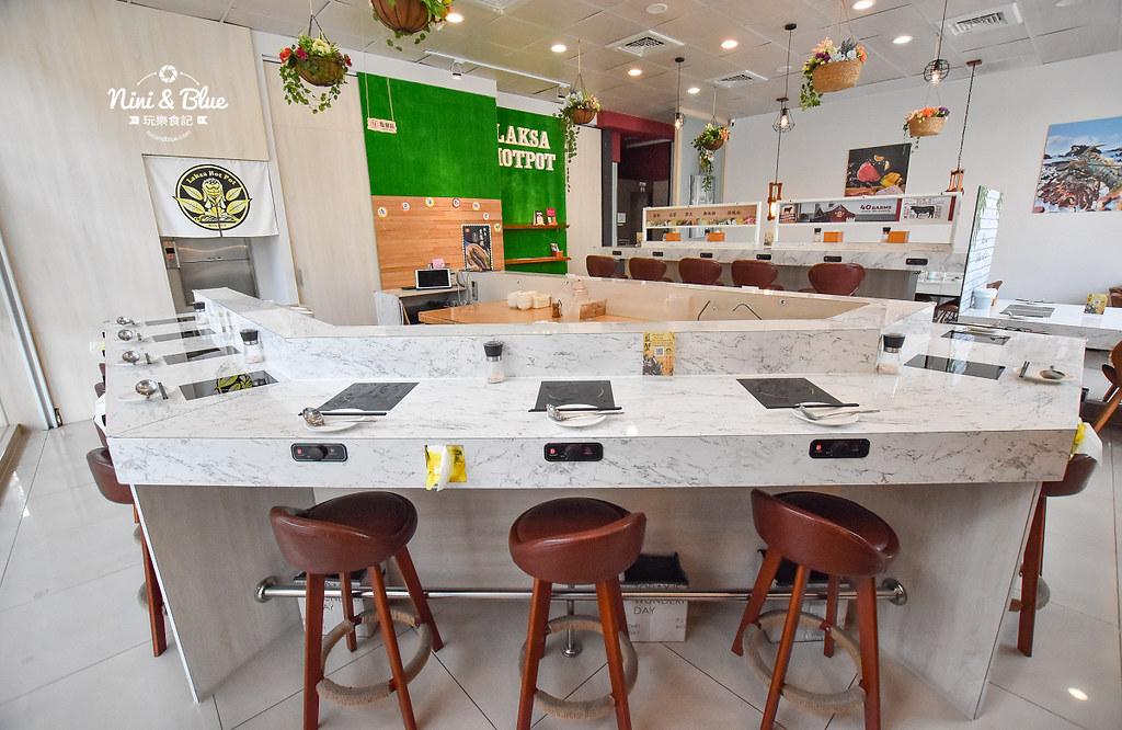 拉克薩 菜單 台中火鍋海鮮帝王蟹 新加坡叻沙11