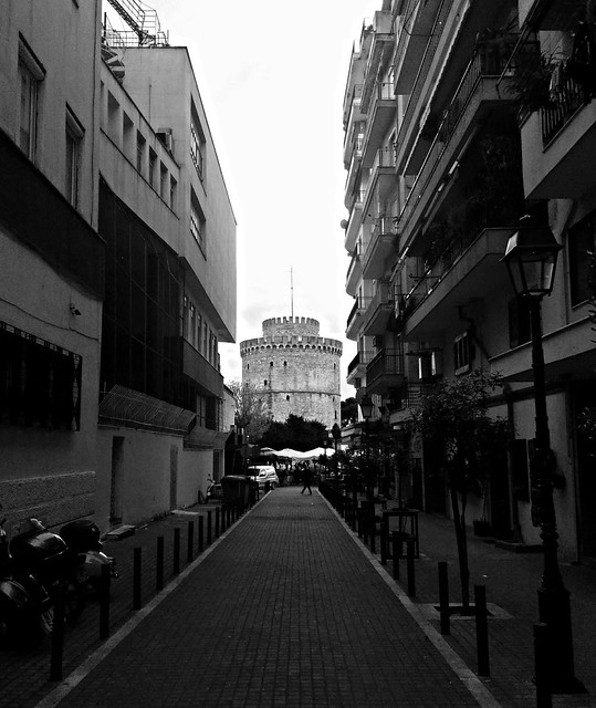 All streets lead to the White Tower