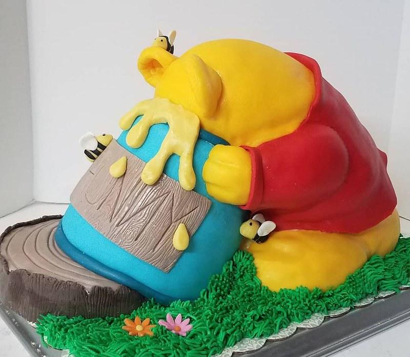 Winnie the Pooh by Sugar Station