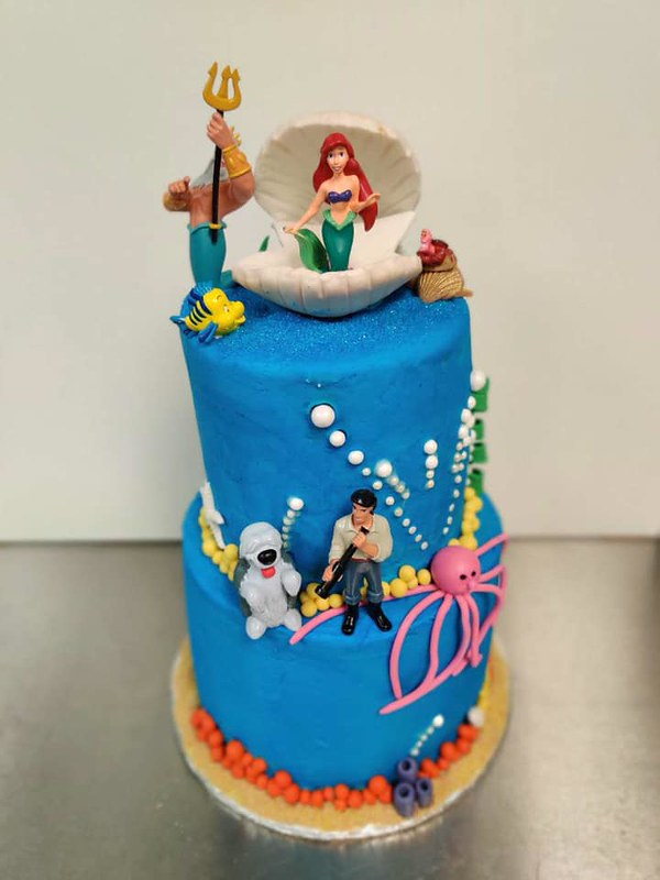 Cake by Southern Sweet Delights