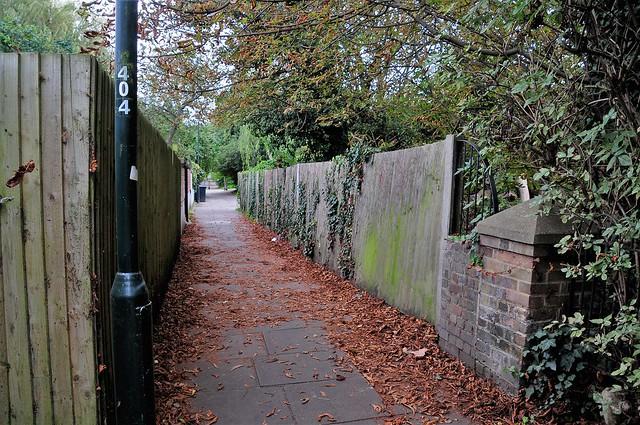 Passageway...St Margarets...Twickenham