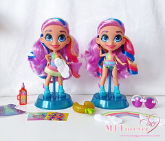 Hairdorables Sun 'N Rayne Dolls