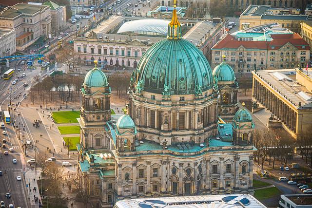 Berlin Cathedral, Berlin, Germany