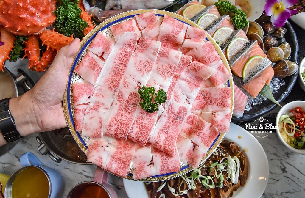 拉克薩 菜單 台中火鍋海鮮帝王蟹 新加坡叻沙25