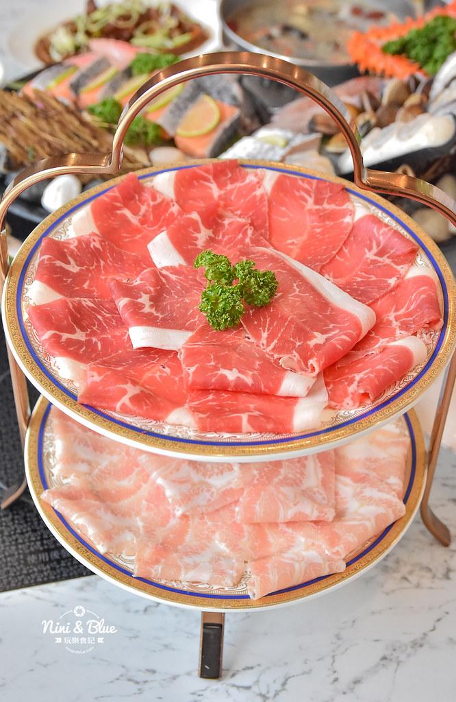 拉克薩 菜單 台中火鍋海鮮帝王蟹 新加坡叻沙23