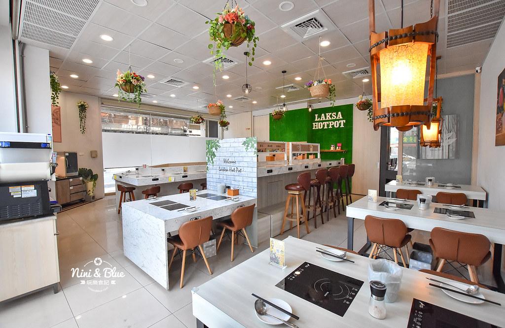 拉克薩 菜單 台中火鍋海鮮帝王蟹 新加坡叻沙07