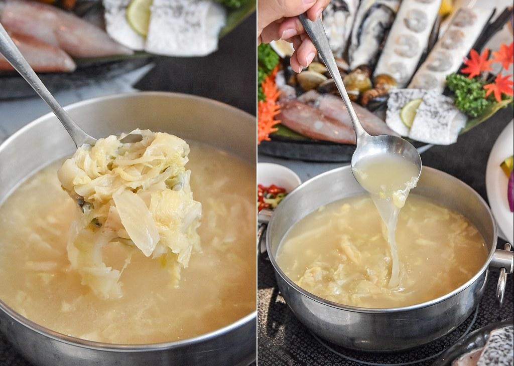 拉克薩 菜單 台中火鍋海鮮帝王蟹 新加坡叻沙01