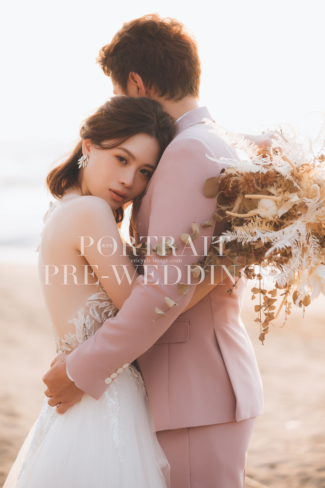 《婚紗影像》小詹 & 苡安 / 攝影師 Eric Yeh / 良大攝影工作室