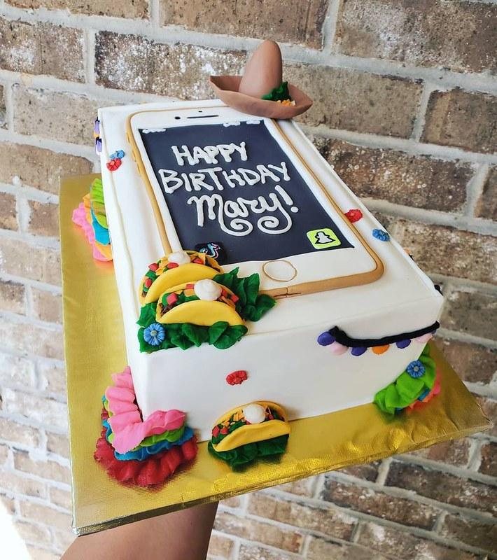 Cake by Kayla's Cake Creations