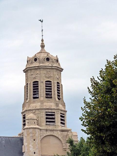 Église Saint-Léonard...Honfleur
