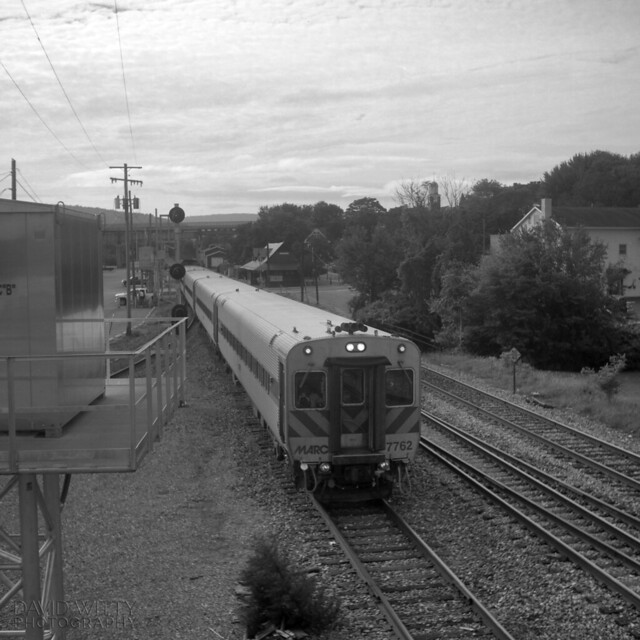 P873 Backing Into The Yard
