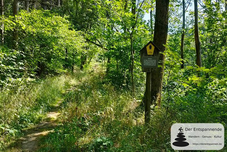 Rotstein - Auf der Via Sacra in Oberlausitz von Bautzen nach Görlitz, inklusive Radtour zum Kloster St. Marienthal